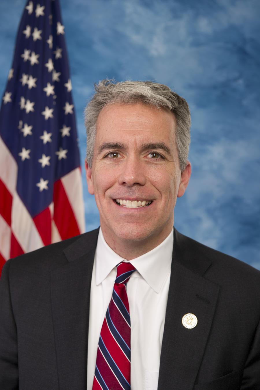 El excongresista republicano Joe Walsh
