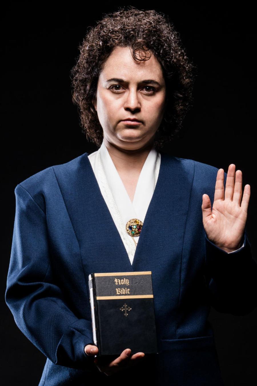 Damayanti es Yolanda Saldivar