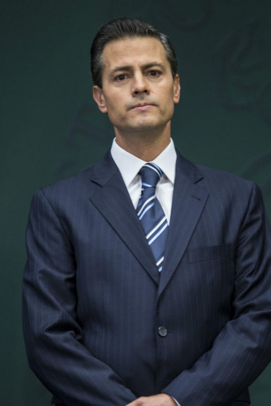 Enrique Peña Nieto; Tania Ruiz