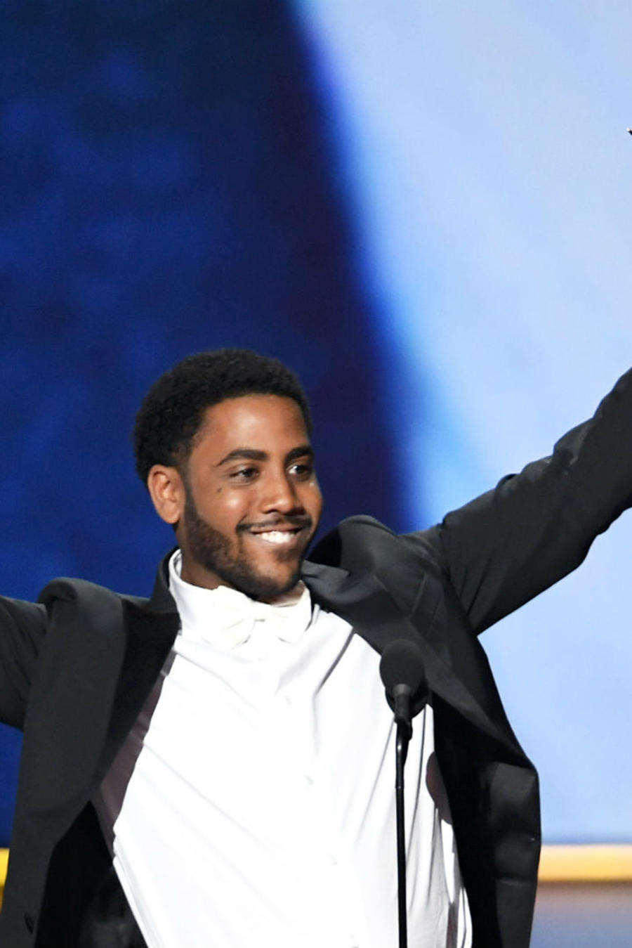 Jharrel Jerome Wins First Emmy