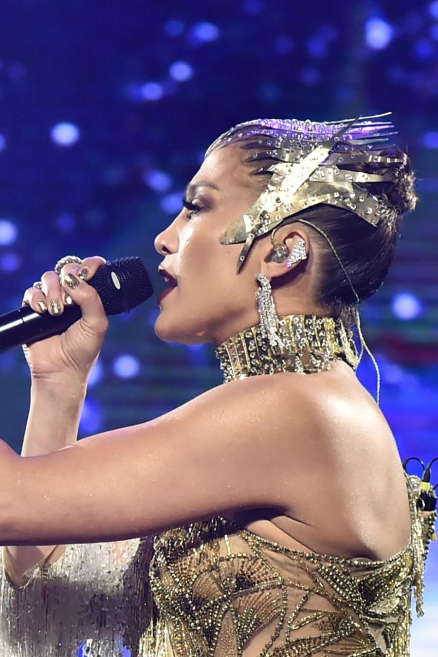 Jennifer Lopez con Maluma