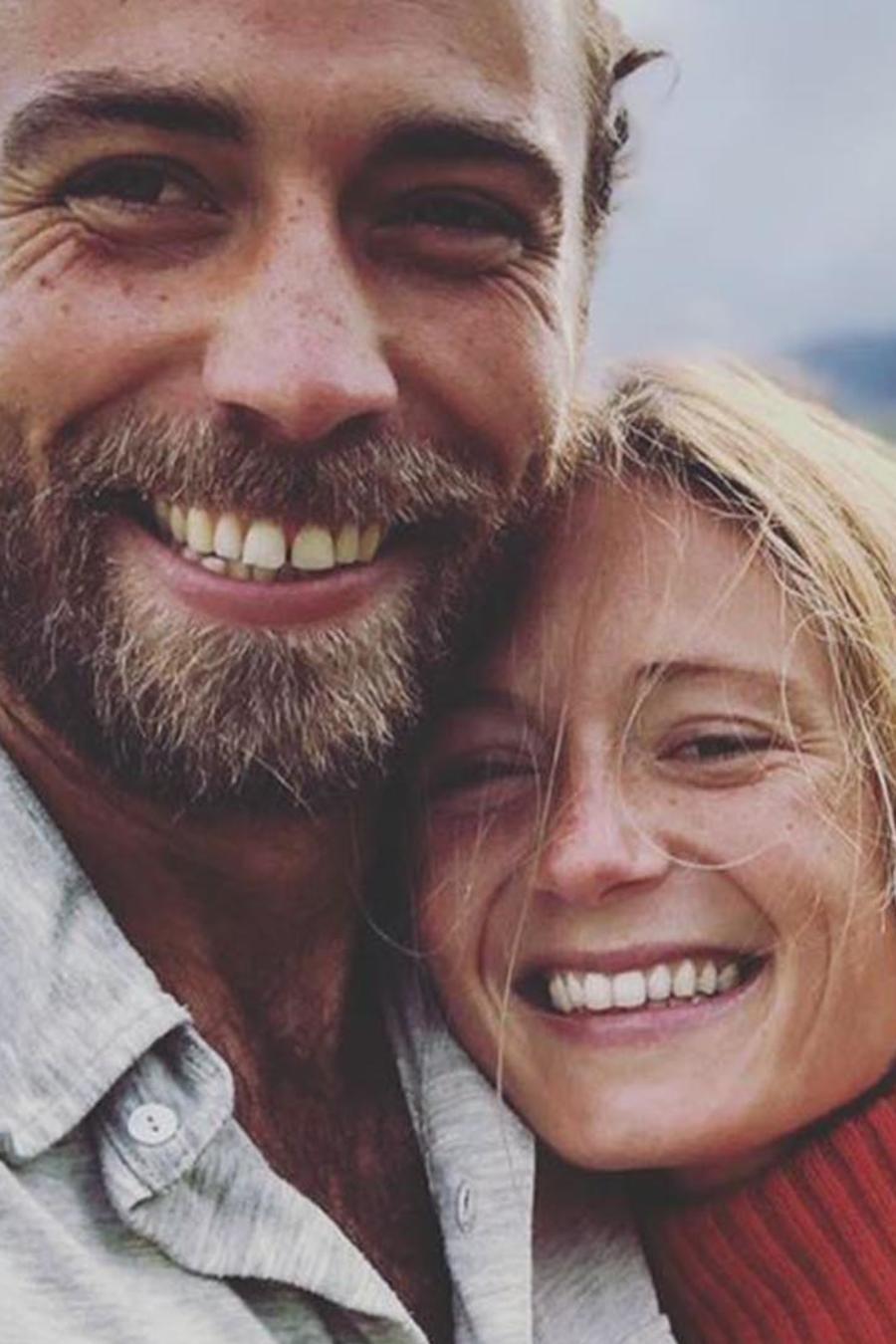 James Middleton y Alizee Thevenet comprometidos