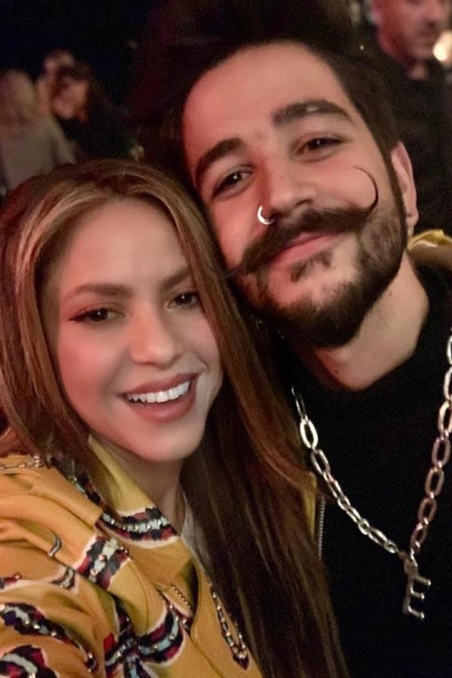 Camilo y Shakira