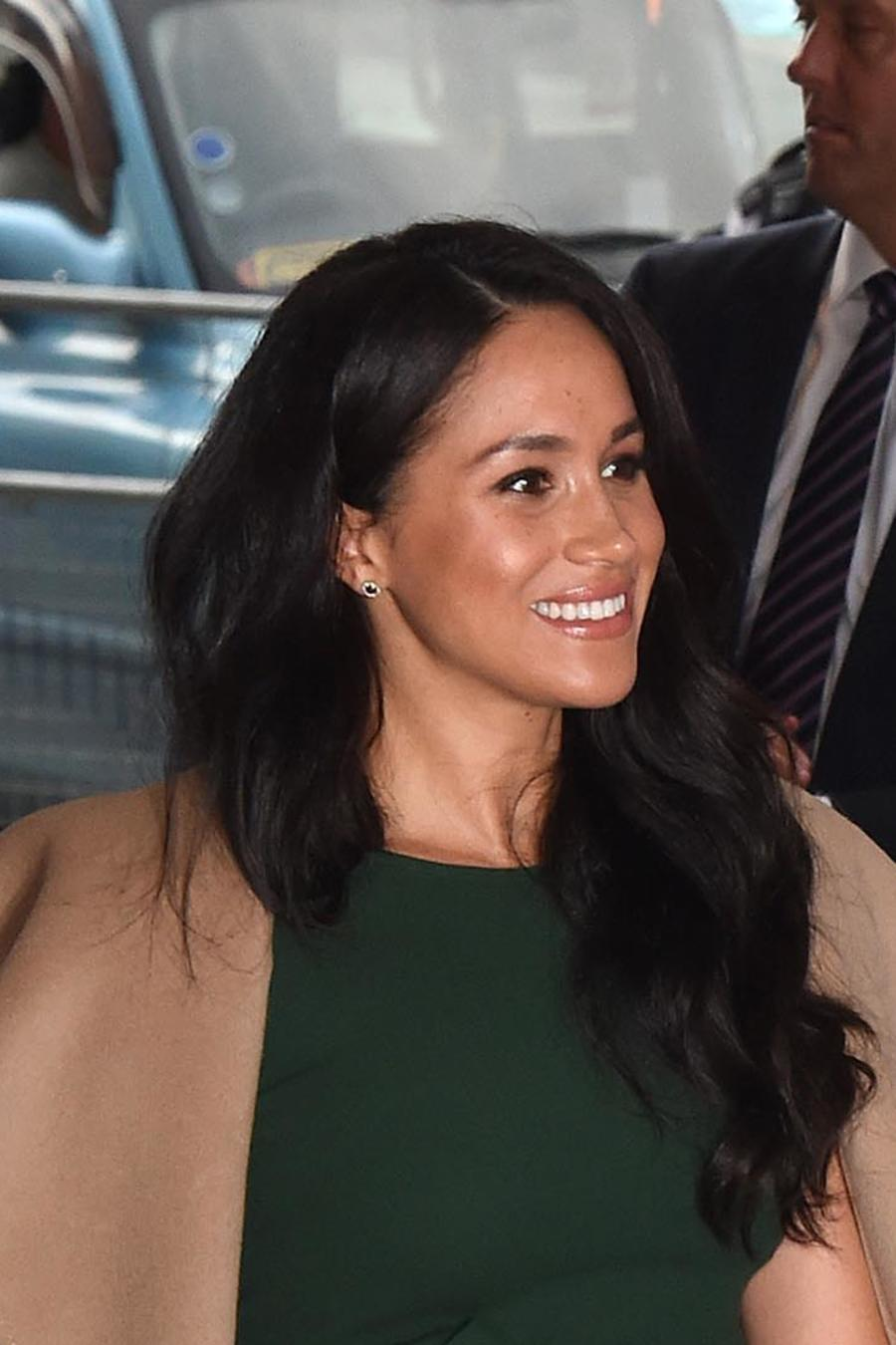 Meghan Markle y el príncipe Harry en los WellChild awards