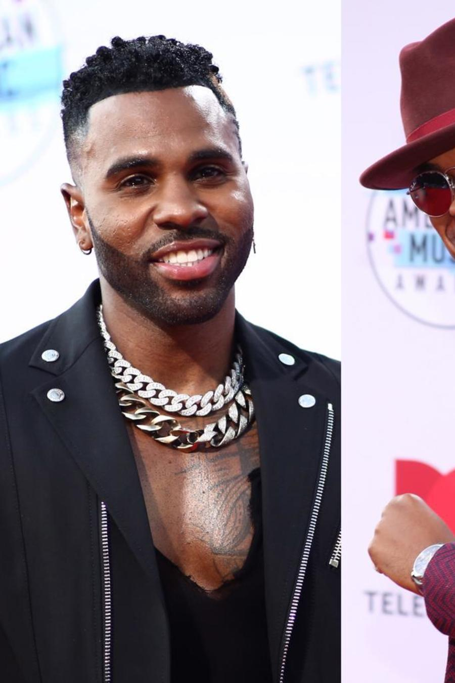 2019 Latin AMAs: Ne-Yo and Jason Derulo Perform in Spanish for the First Time