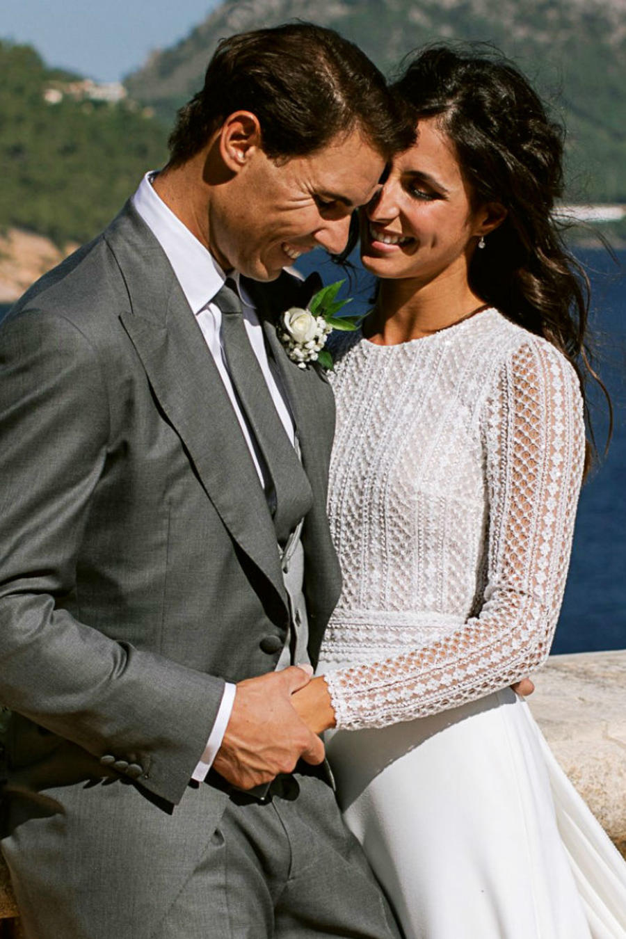 Boda de Rafael Nadal y boda de Carmen Villalobos