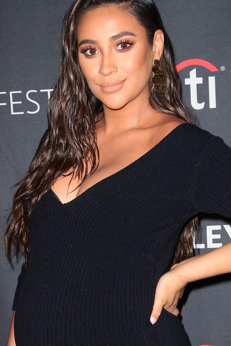Shay Mitchell Welcomes First Child- See The First Photo