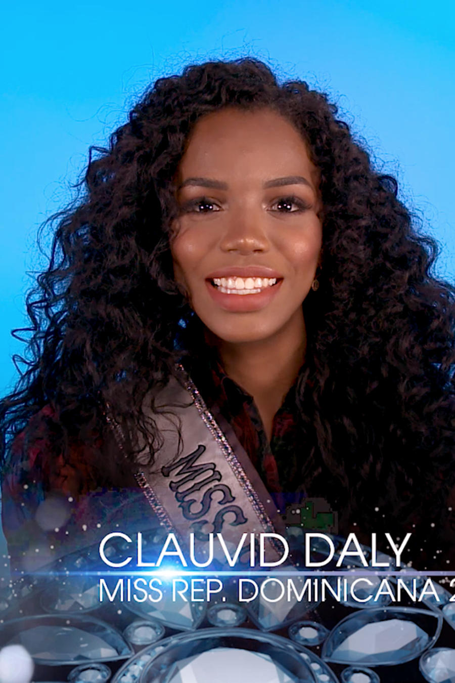 Clauvid Dály, Miss República Dominicana 2019, Miss Universo 2019
