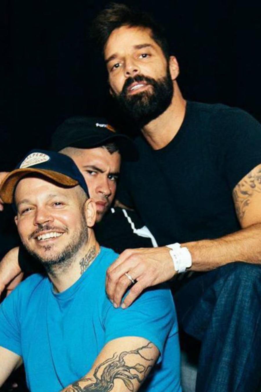 Ricky Martin, Bad Bunny, Residente; Camila Cabello