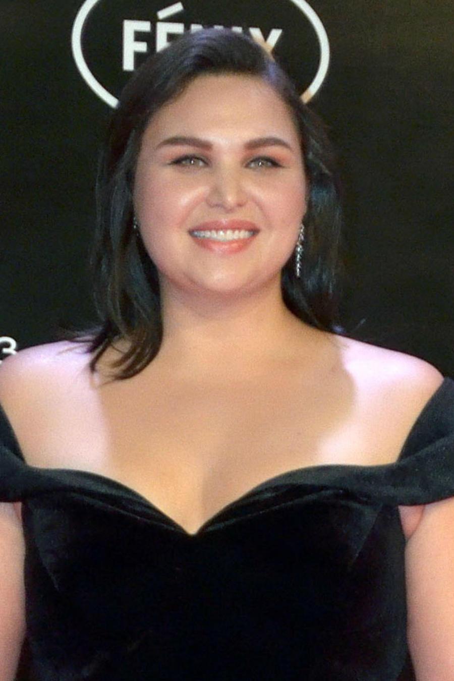 Estefanía Villareal en premios Fénix 2018