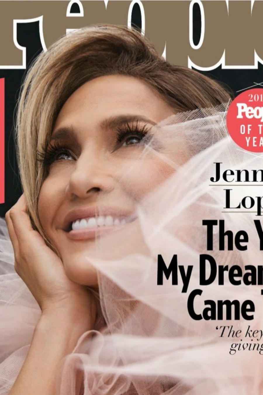 Jennifer Lopez, Michelle Obama, People of the Year 2019