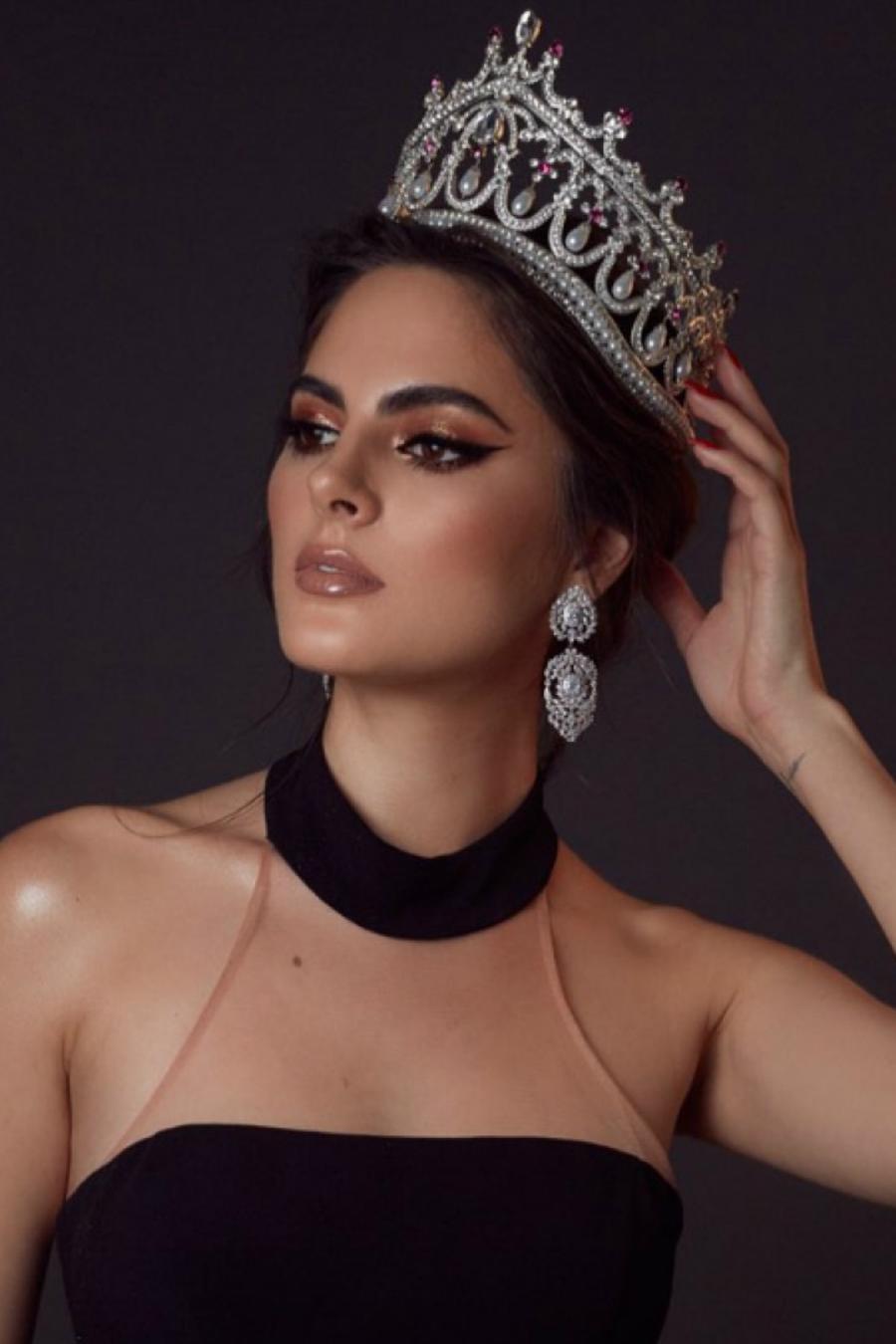 Sofía Aragón, Miss México 2019, Mehr Eliezer, Miss Panamá, Miss Universo 2019