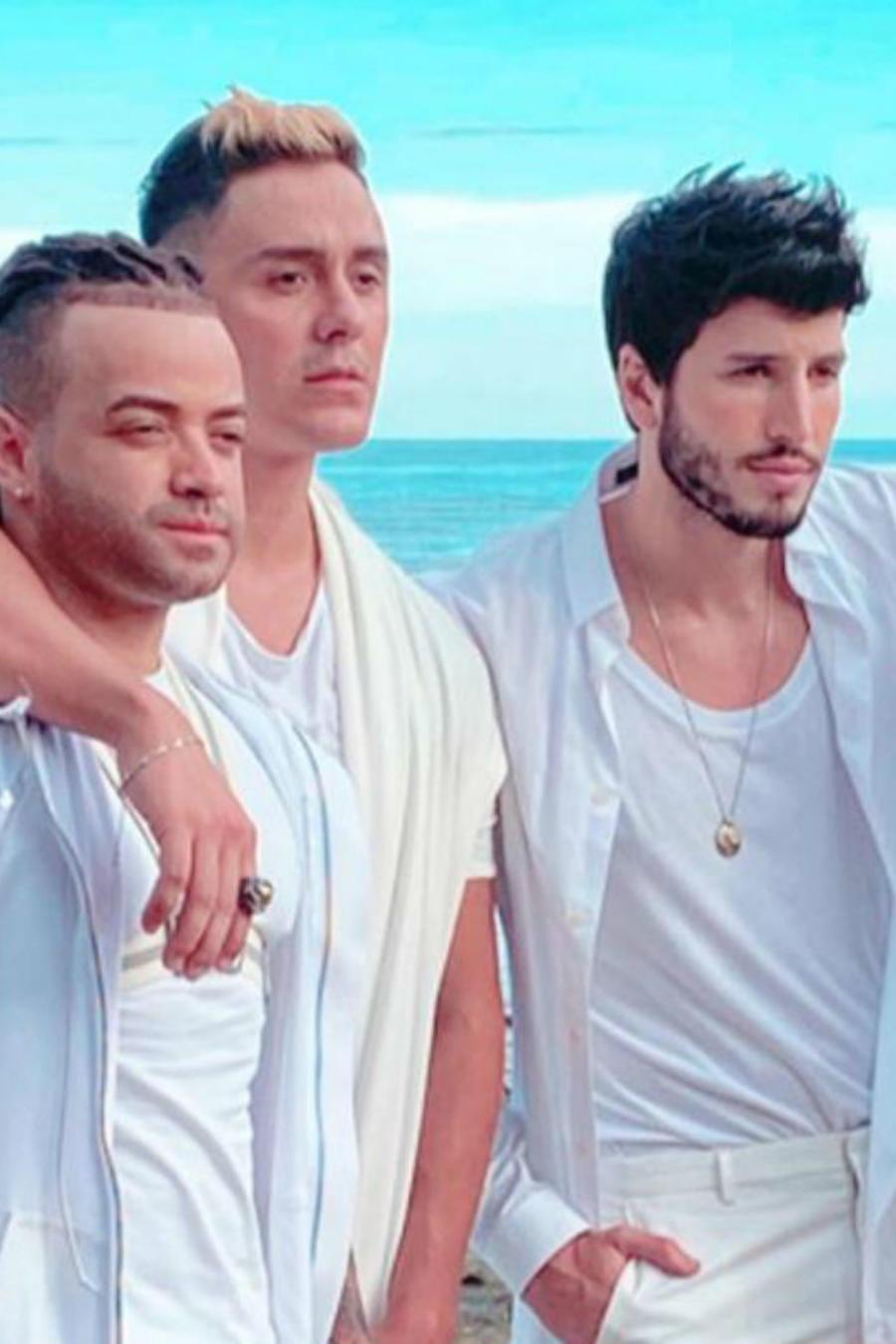 Nacho, Joey Montana, Sebastián Yatra y Yandel