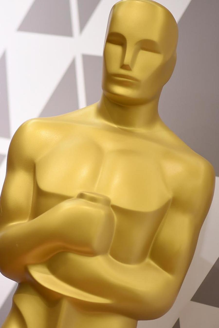 Estatuas premios oscar