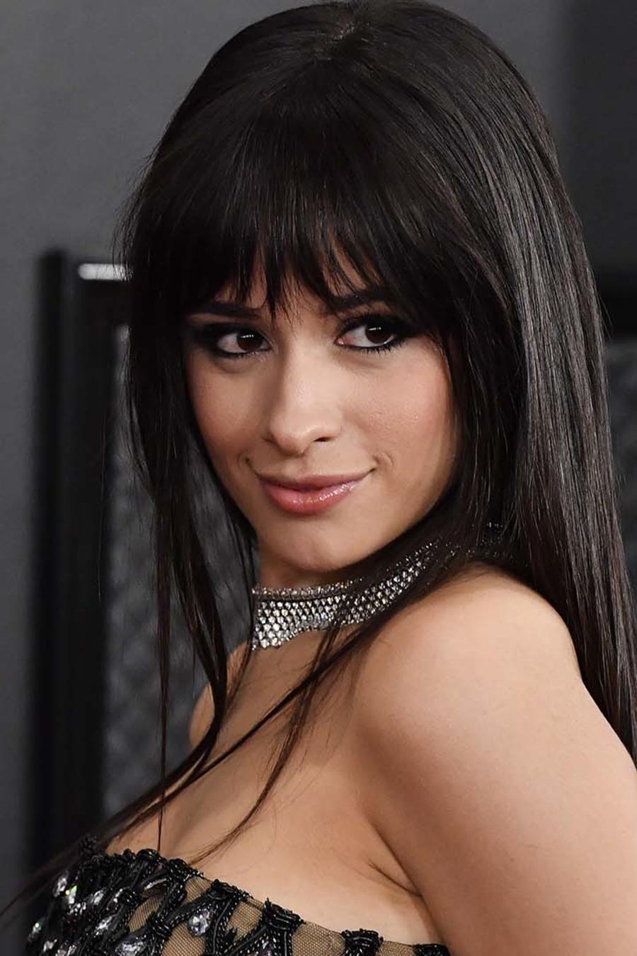 Camila Cabello premios Grammy collar de dos millones de dolares