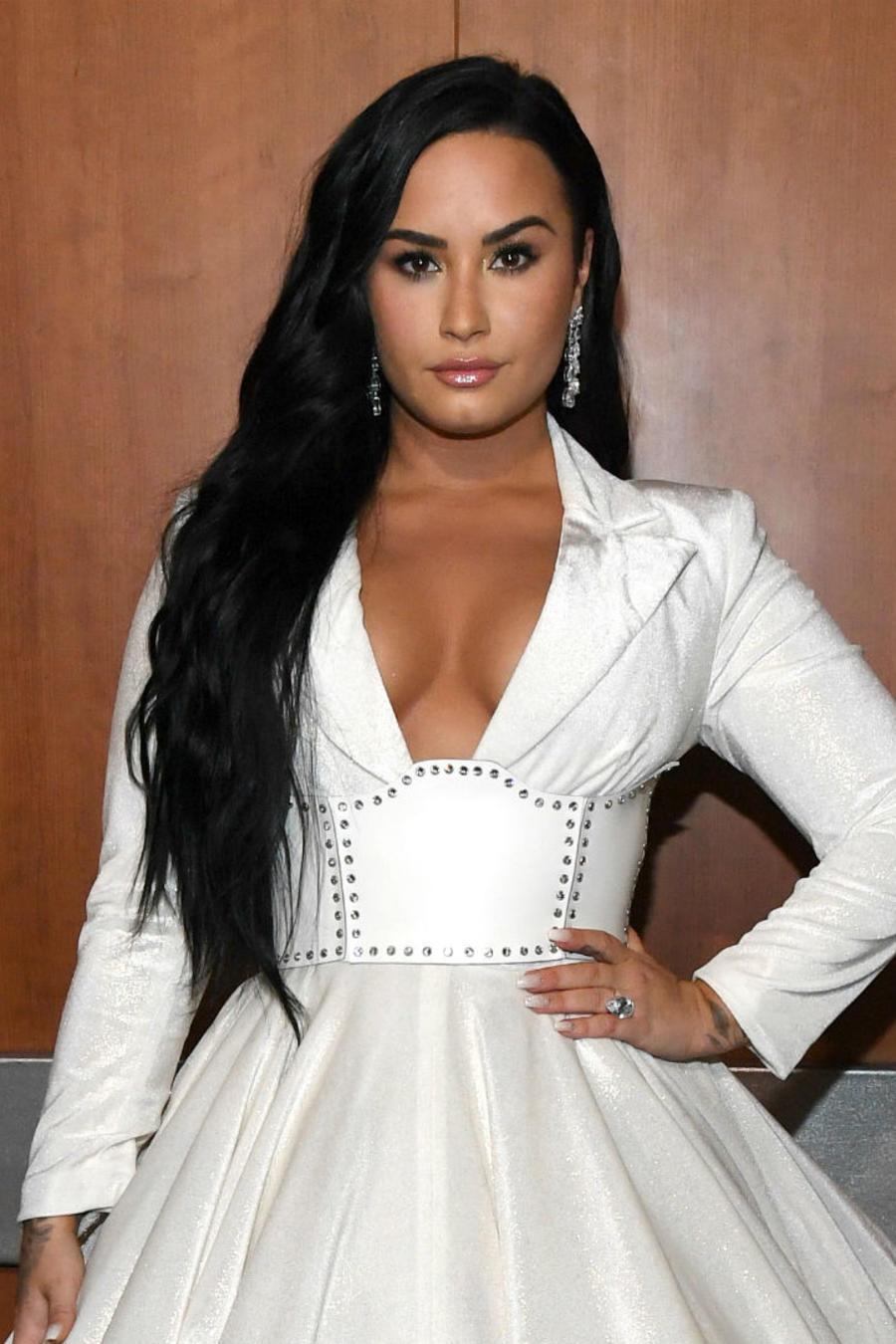 Demi Lovato en los Grammys 2020