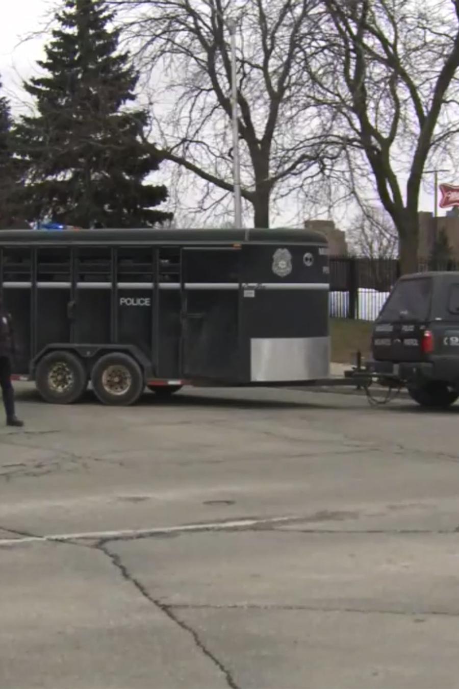 La policía responde a un posible tiroteo en la cervecera Molson Coors