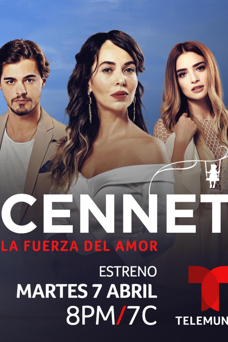 """Telemundo anuncia el estreno del drama romántico """"Cennet"""""""