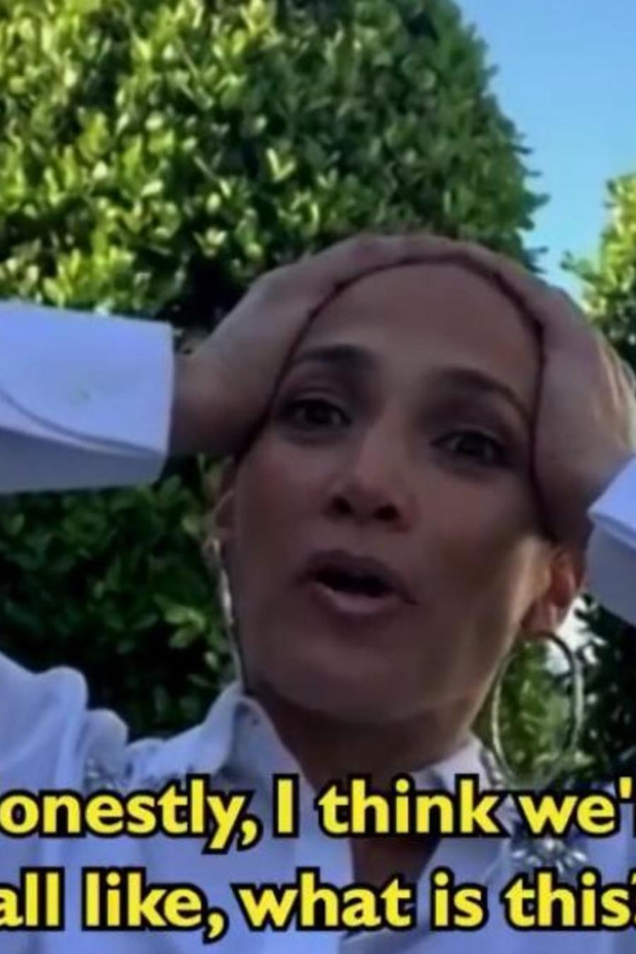 Jennifer Lopez show de Ellen