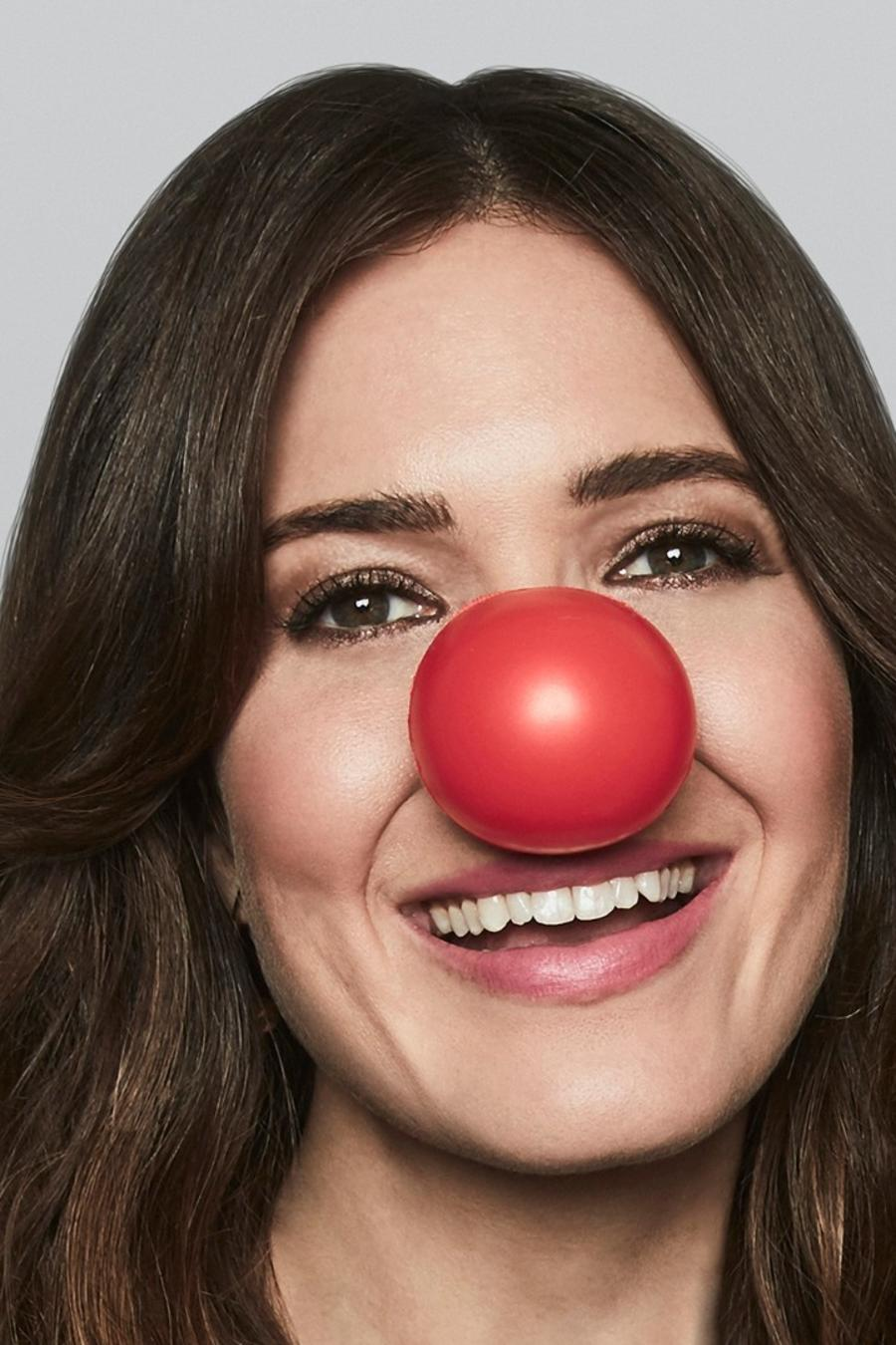 "Telemundo y NBC te invitan a celebrar el ""Red Nose Day"""