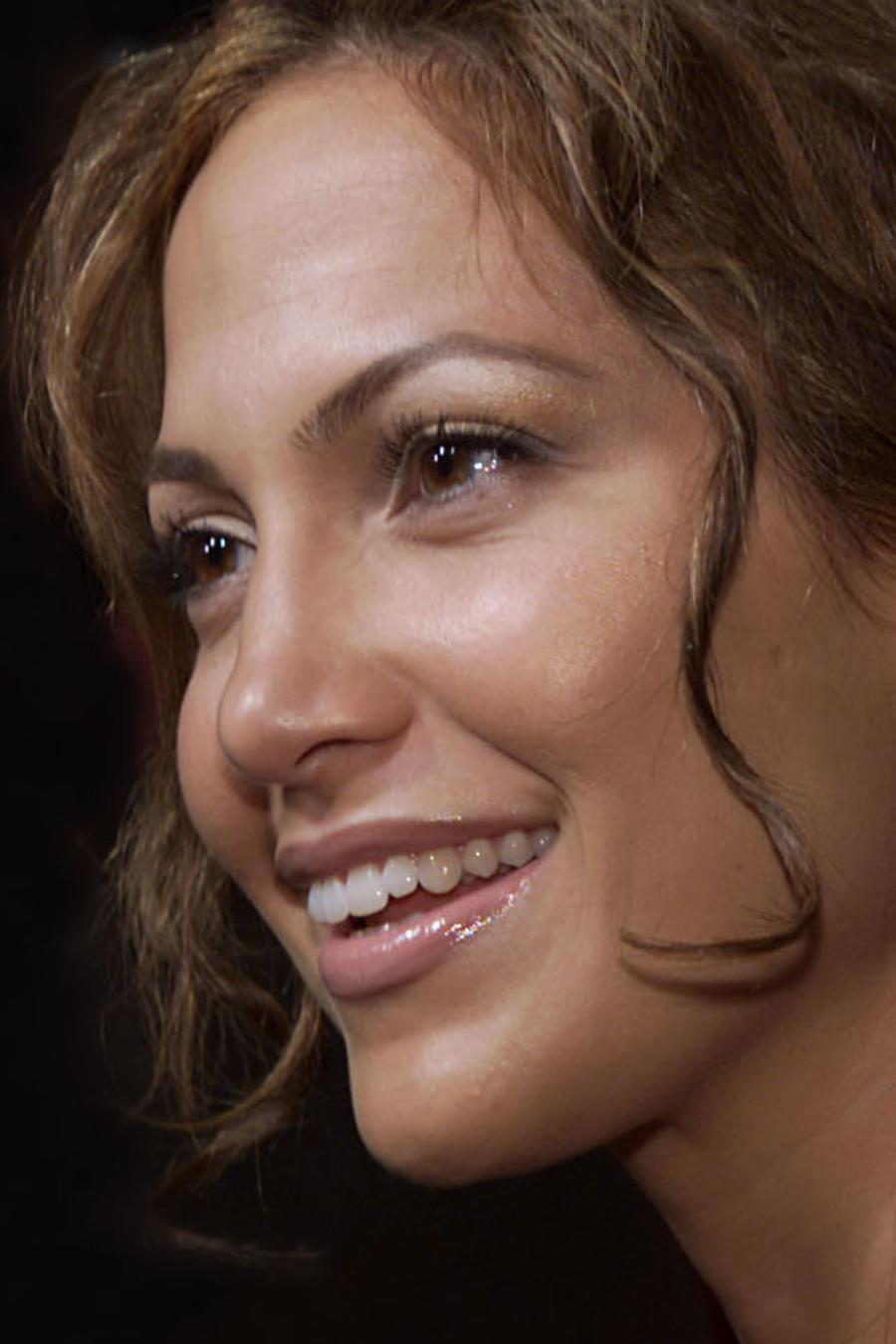 Jennifer Lopez en premiere de The Cell