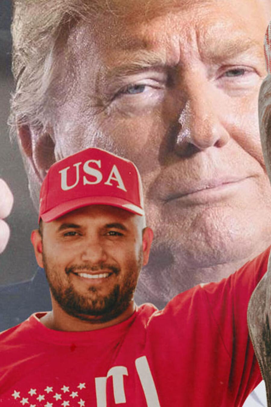 Evento Trump Selena Quintanilla