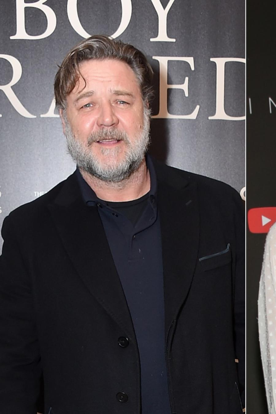 Russell Crowe, Chloe Bennet, Kelly Preston