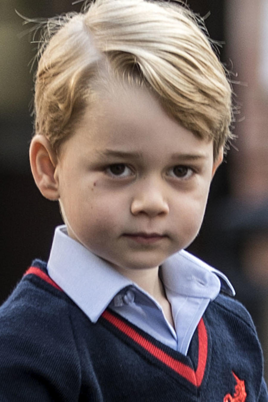 príncipe george 2018