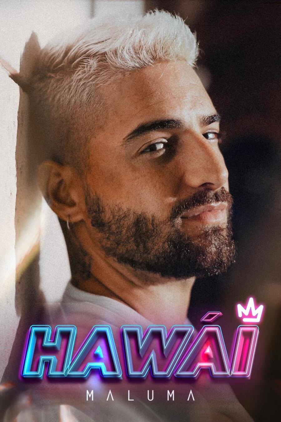 """Maluma estrena nuevo sencillo """"Hawai"""""""