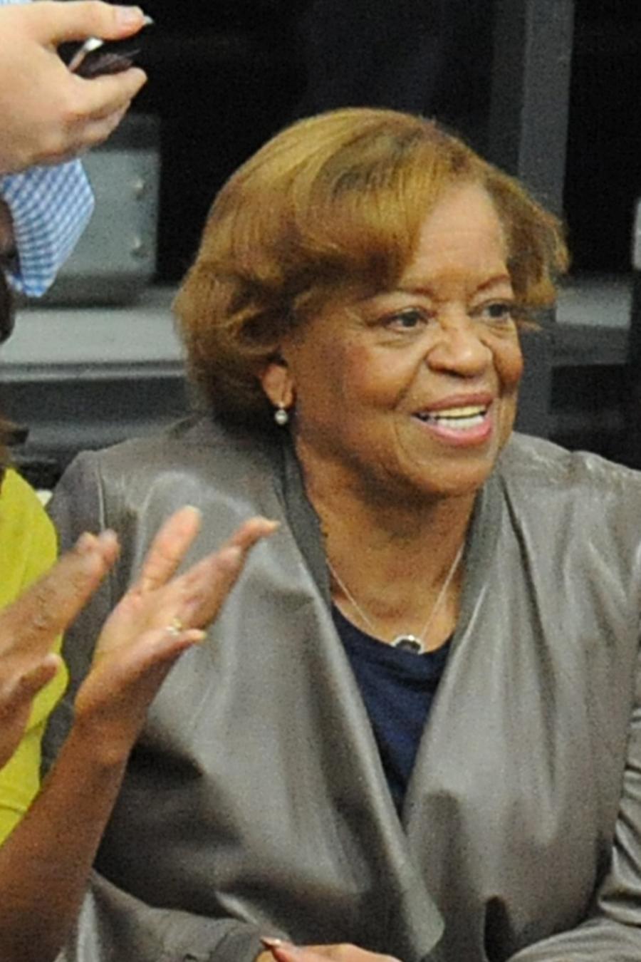 Michelle Obama y su mamá