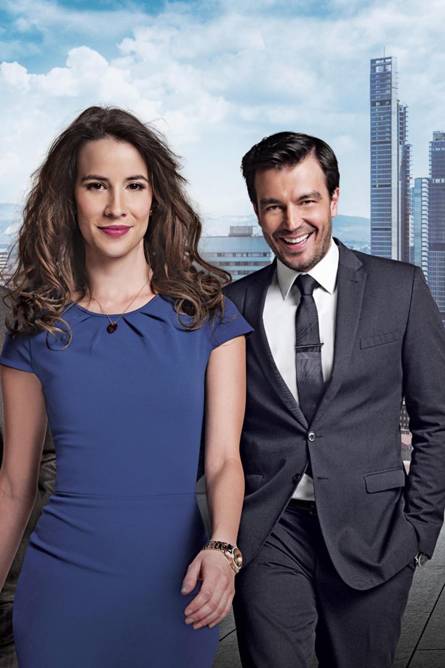 """Telemundo anuncia el estreno de """"La ley del corazón"""""""