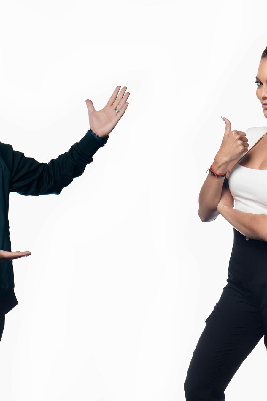 Zuleyka Rivera y Karim Mendiburu se unen a 'El Domo Del Dinero'