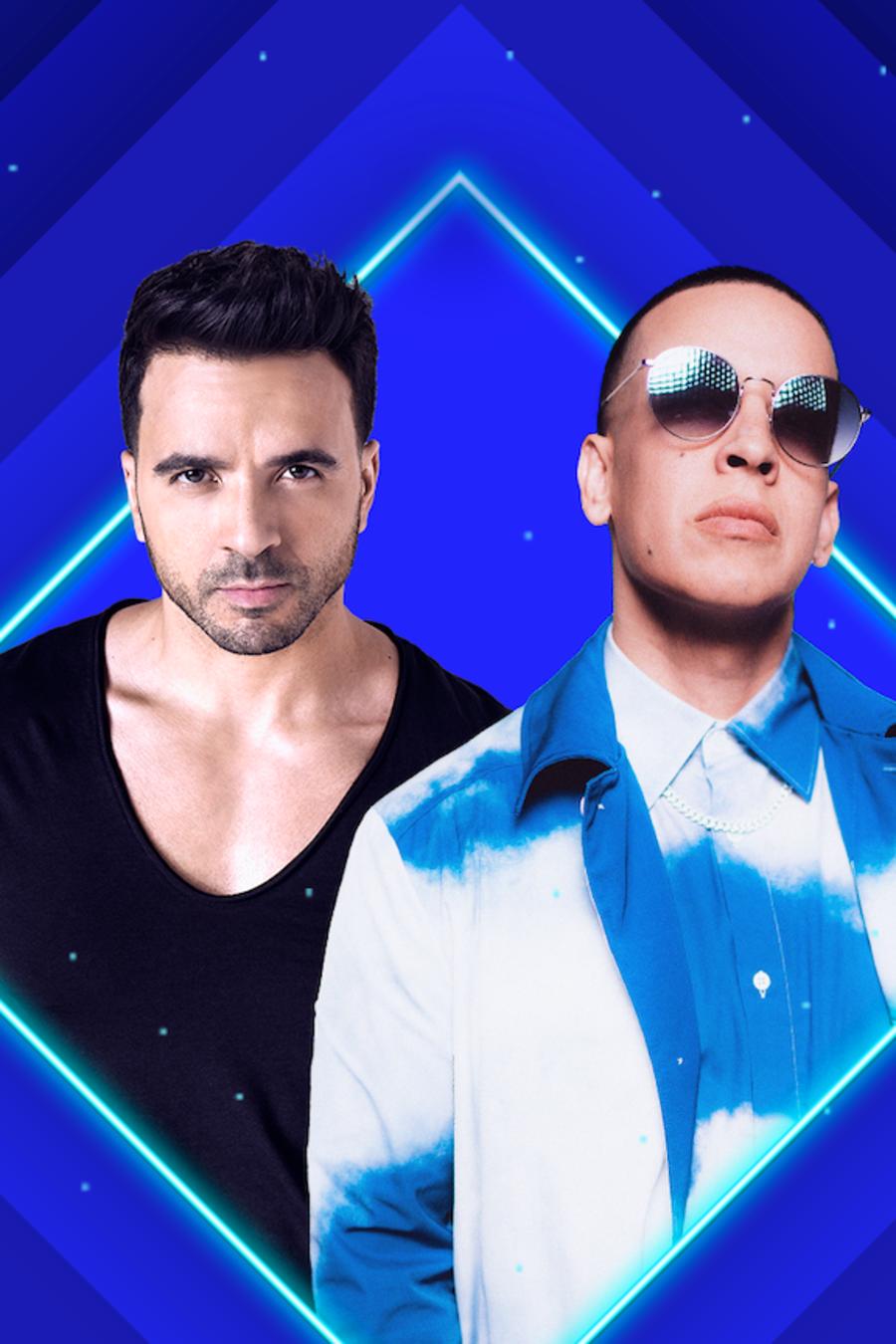 Luis Fonsi y Daddy Yankee serán honrados con el Premio Billboard Canción de la Década