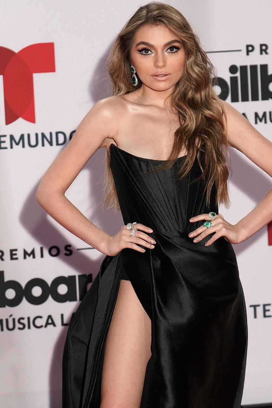 Sofía Castro en los Premios Billboard 2020