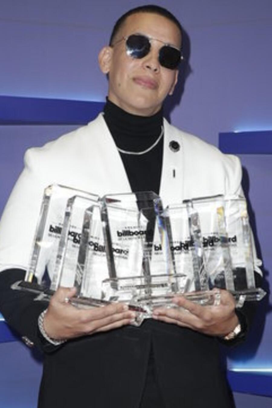 Daddy Yankee Billboard Latin Music Awards 2020