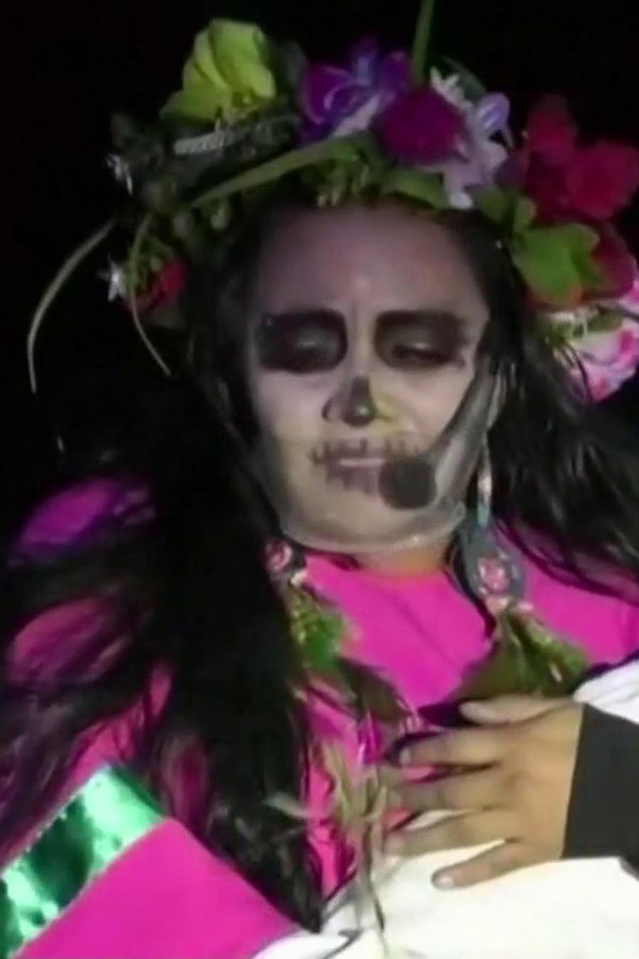 La Llorona en Día de Muertos 2020