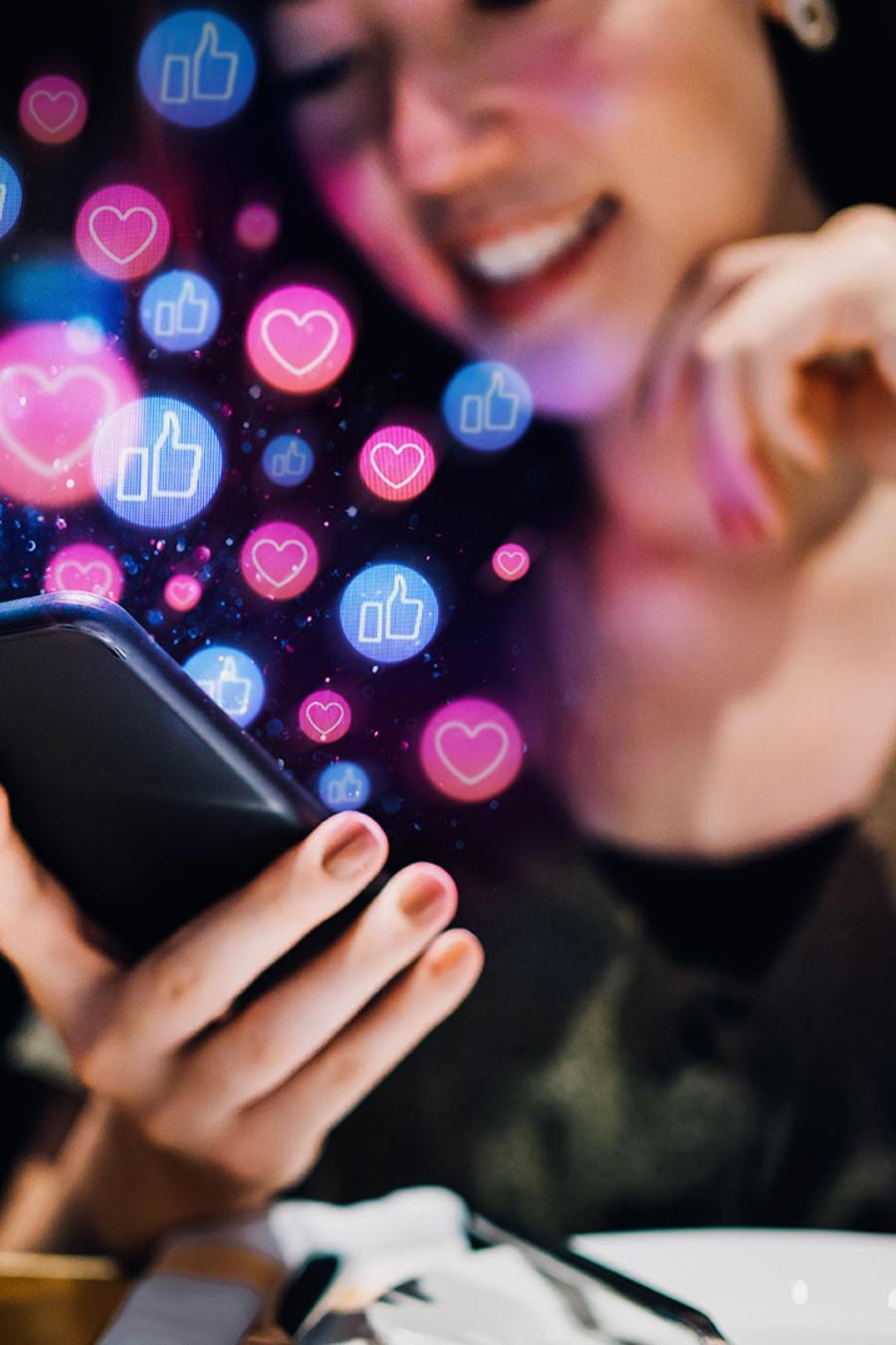 App de citas adiccion