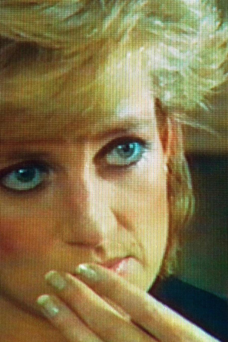 La princesa Diana, entrevista para la BBC en 1995