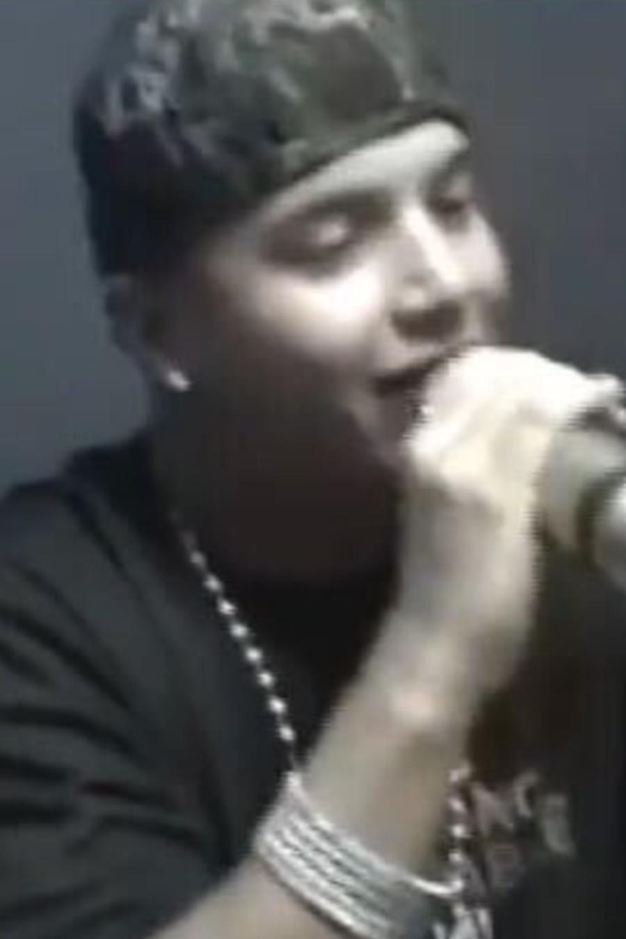 J Balvin en 2007