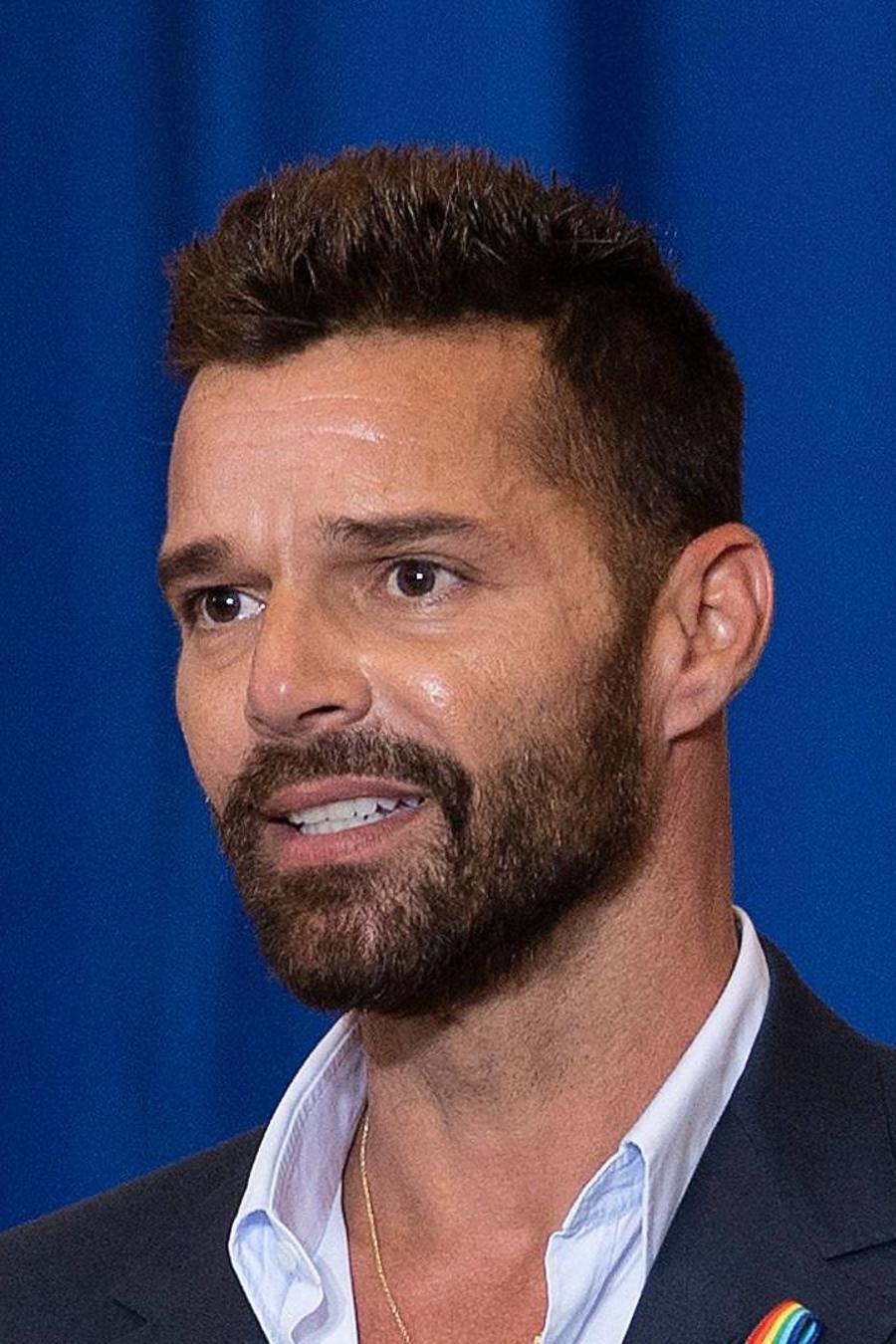 Ricky Martin Hispanic Heritage Month