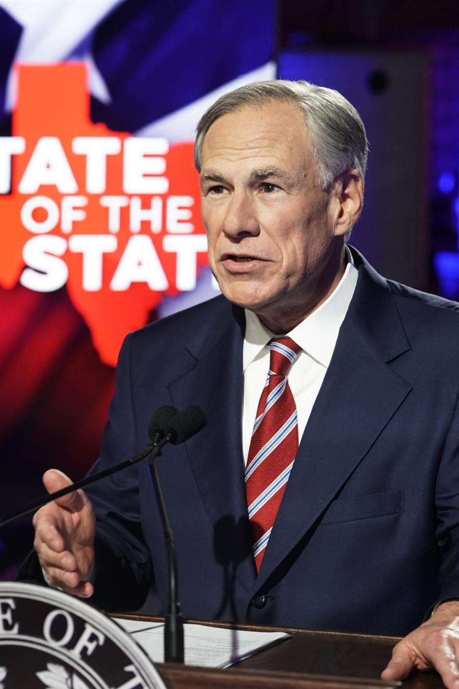 El gobernador de Texas, Greg Abbott, levantará las restricciones contra el COVID-19 en el estado a partir del 10 de marzo de 2021.