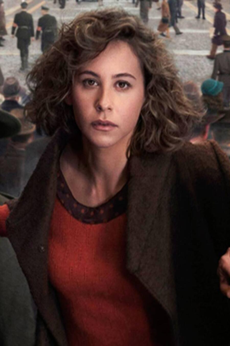 Irene Escolar en 'Dime Quién Soy: Mistress of War'
