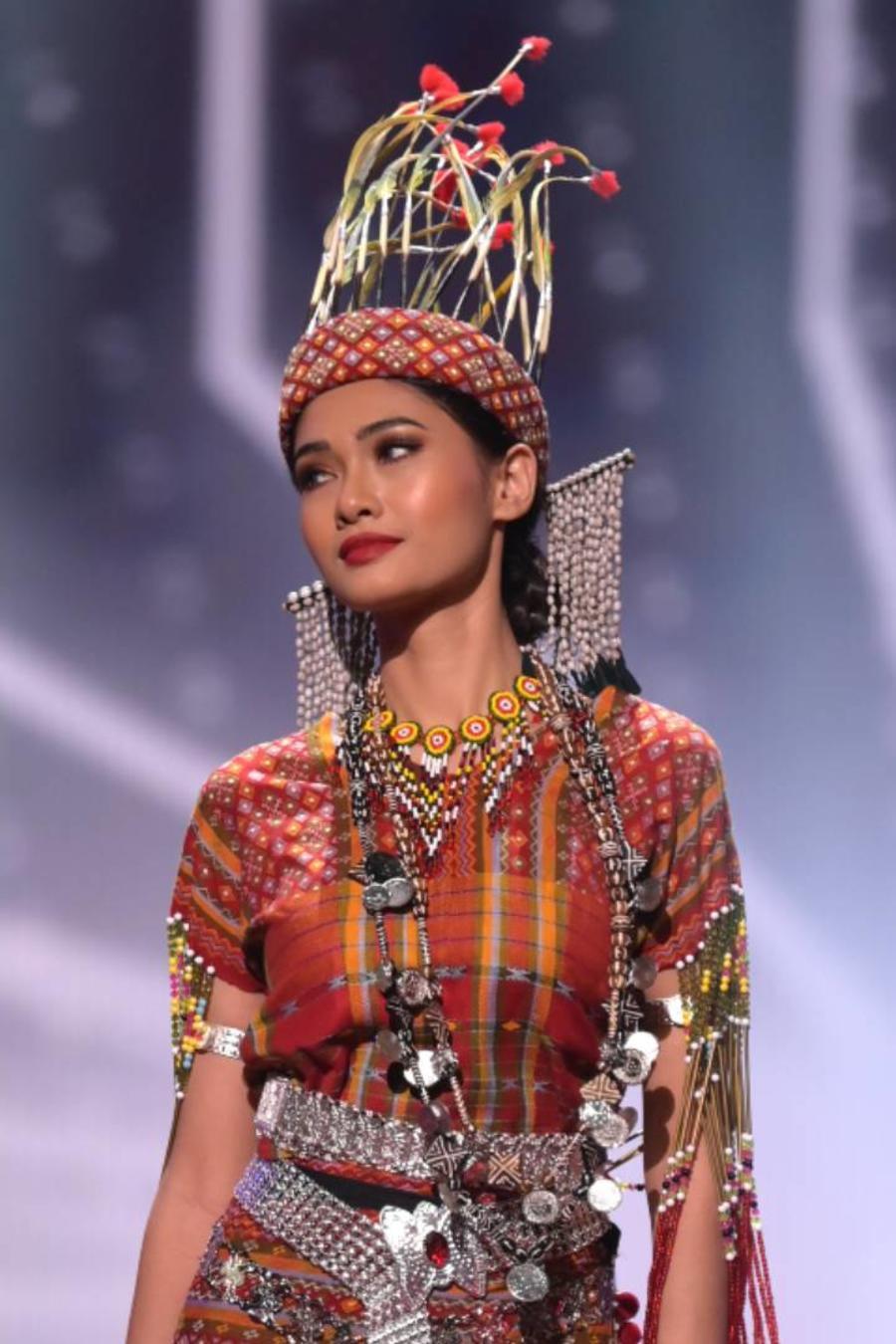 Miss Birmania, Thuzar Wint Lwin, candidata a Miss Universo 69na. edición