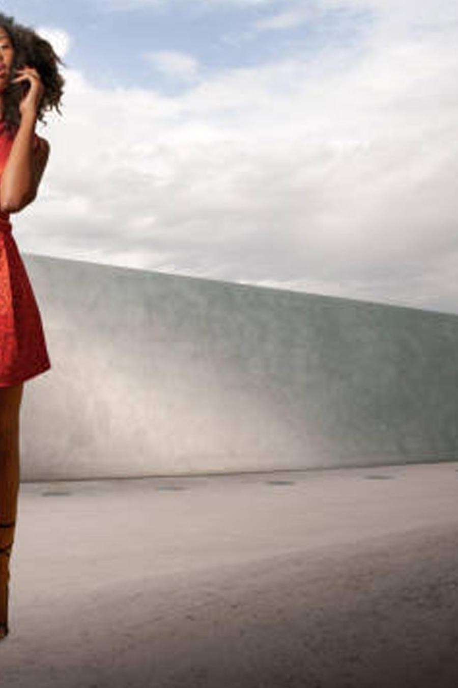 Modelo dominicana Anyelina Rosa