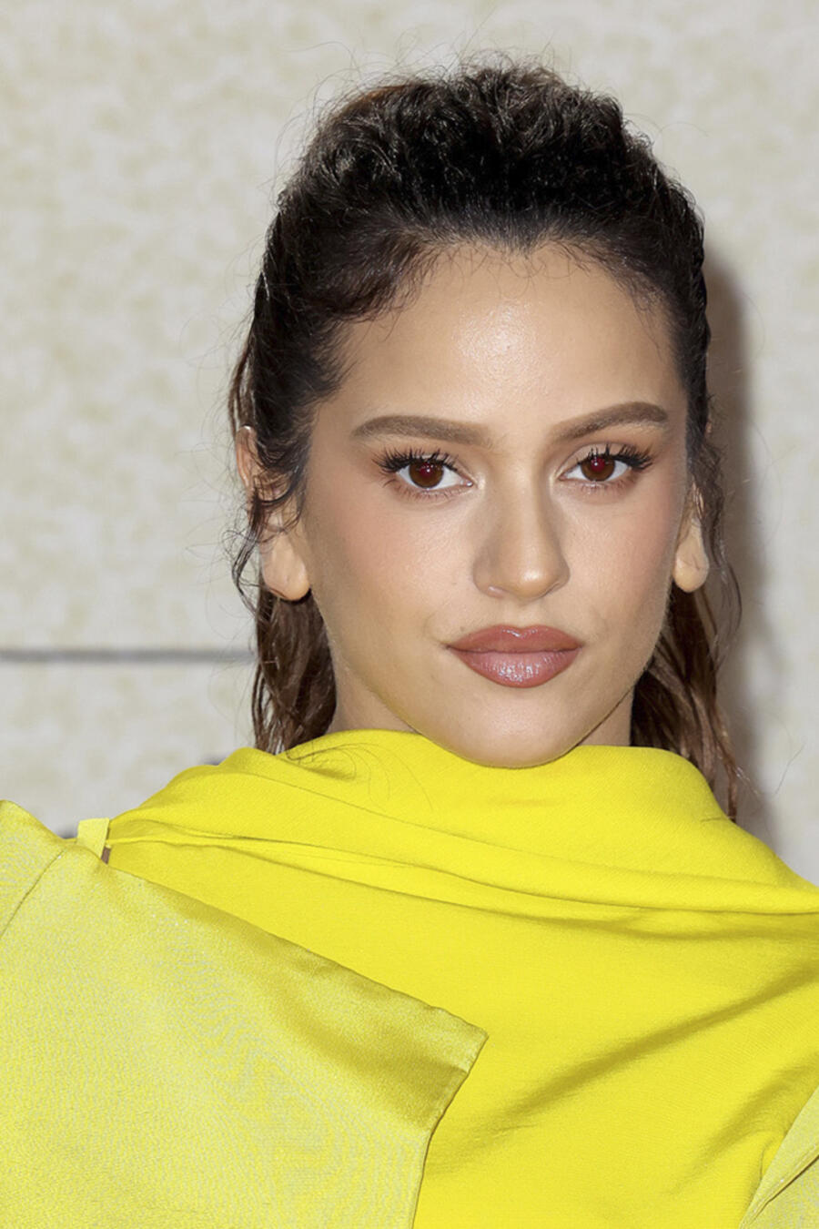 Rosalía y Rauw Alejandro, Premios Billboard 2021, alfombra roja y show.