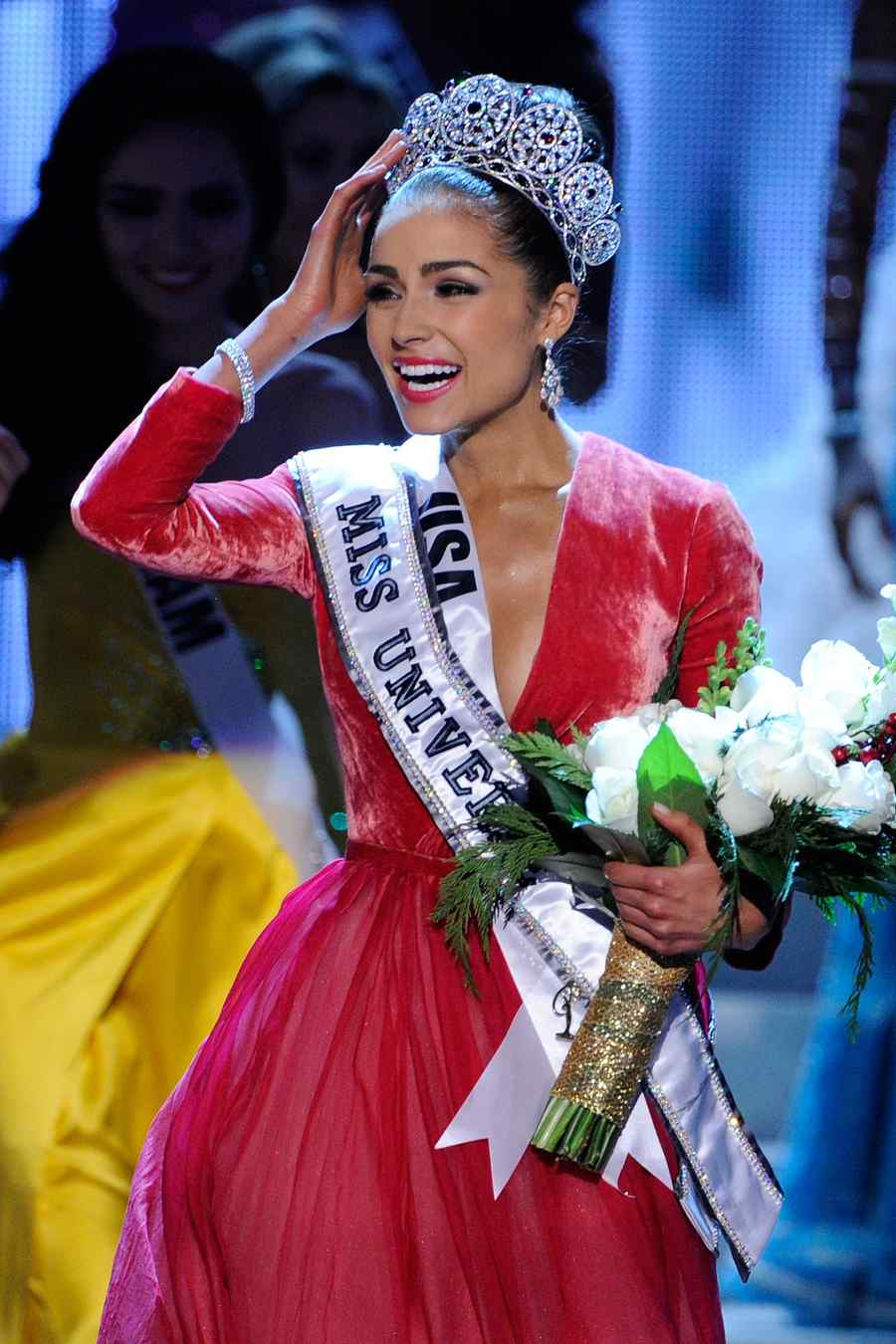 Olivia Culpo 2012 Miss Universe Pageant