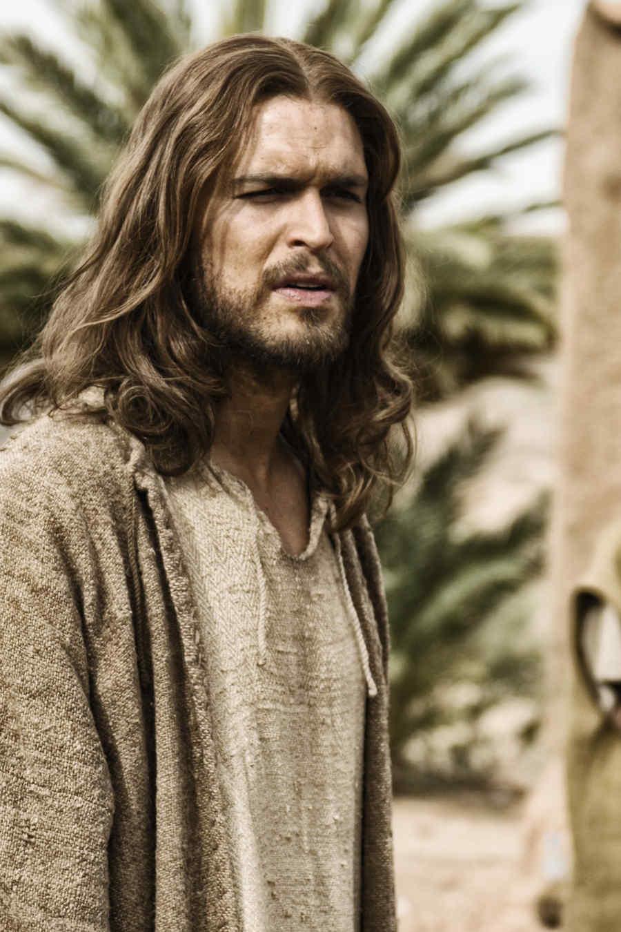 Diogo Morgado interpreta a Jesús en La Biblia
