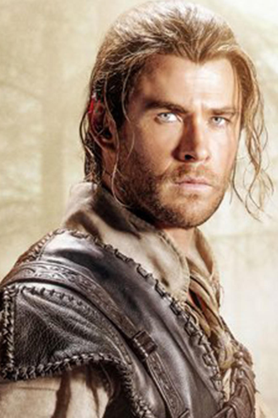 "Chris Hemsworth hace el personaje de ""The Huntsman"" en ""The Huntsman Winter's War"""
