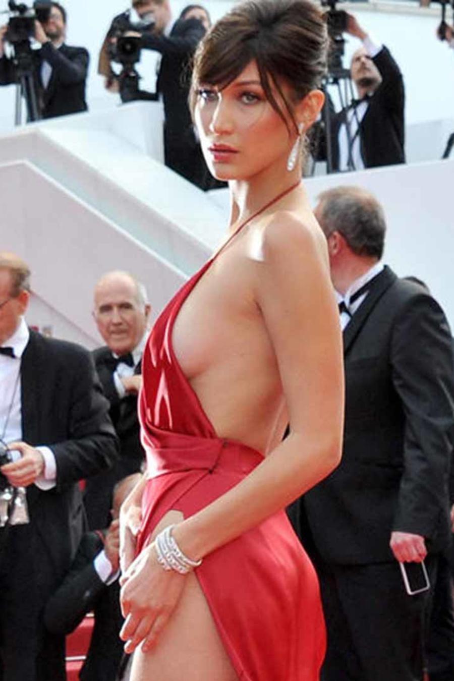 Bella Hadid en Cannes 2016
