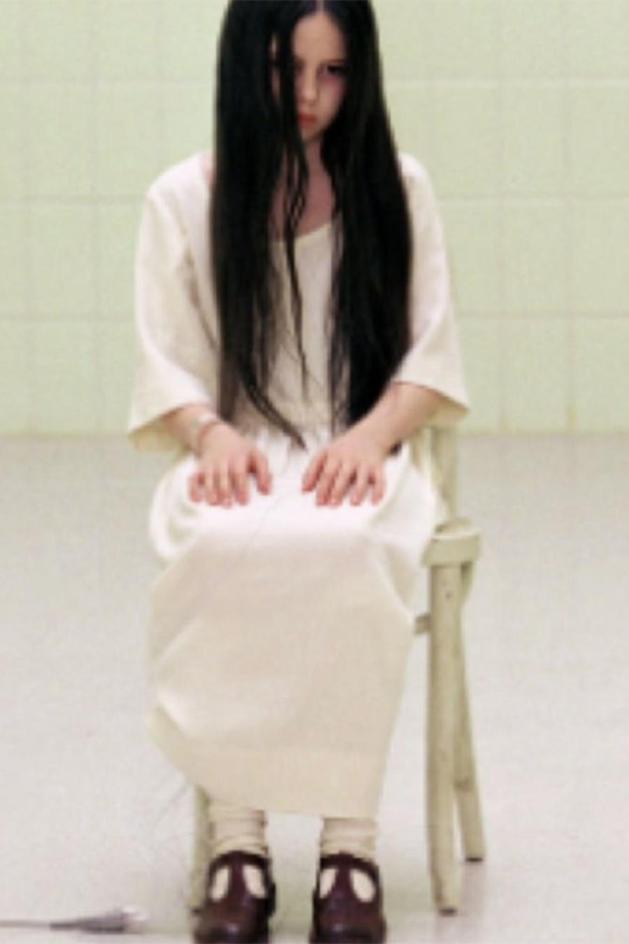 """Daveigh Chase en """"The Ring"""", 2002"""